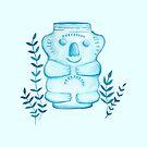 Koala Jar by makemerriness