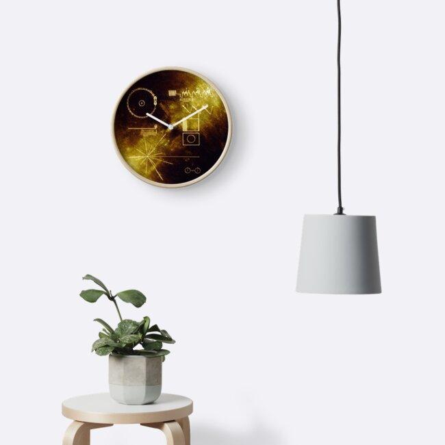 The Voyager Golden Record! by Nikki SpaceStuffPlus
