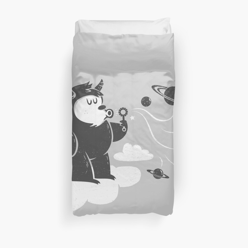 Universal Fun Duvet Cover