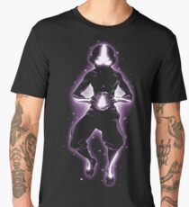 Meditating Avatar Aang Men's Premium T-Shirt
