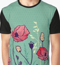 Summer Field Graphic T-Shirt