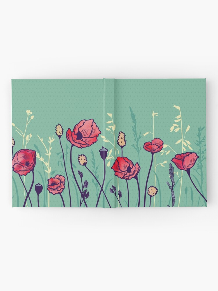 Alternate view of Summer Field Hardcover Journal