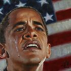 Barack Obama - Change for America, for the World, for All of Us - The Audacity of Hope by Ze Zhao