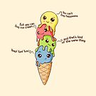 Eis-Glück von Beka Designs