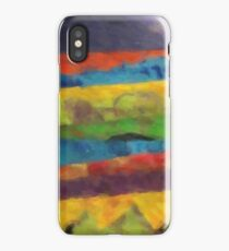 Abstract Combination of Colors No 3 iPhone Case/Skin