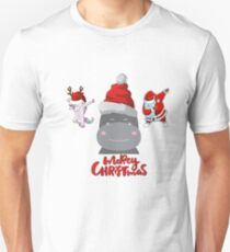 Funny christmas t-shirt quotes Unisex T-Shirt
