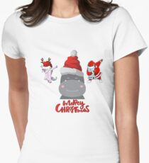 Funny christmas t-shirt quotes T-Shirt