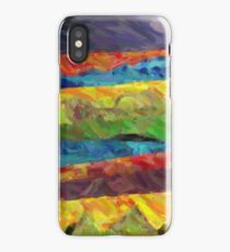 Abstract Combination of Colors No 1 iPhone Case/Skin