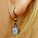She had an Ear for Time by GolemAura