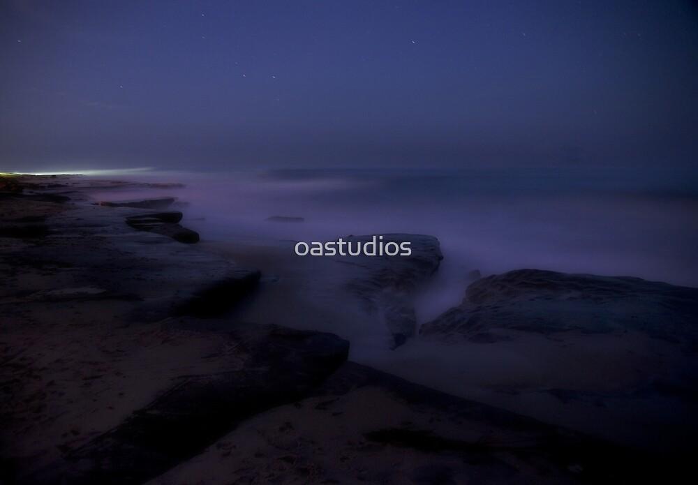 Violet Impact by oastudios
