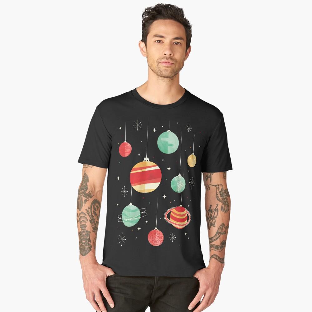 Joy to the Universe Men's Premium T-Shirt Front
