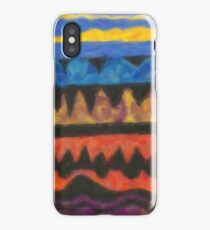 Abstract Combination of Colors No 4 iPhone Case/Skin