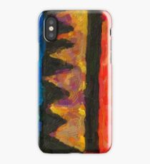 Abstract Combination of Colors No 6 iPhone Case/Skin