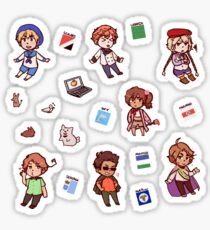 Axis Powers Hetalia: Micronations Pack Sticker