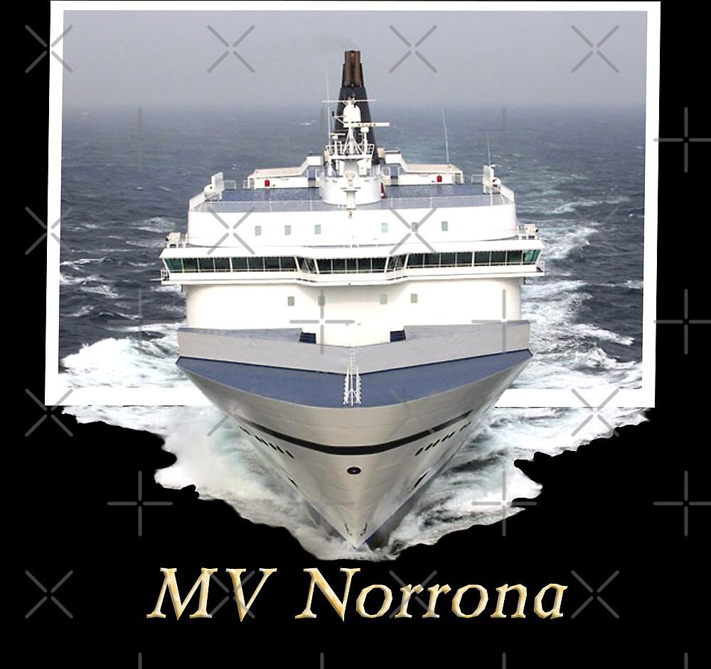MV Norrona by Terry Mooney