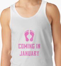 Coming in January Men's Tank Top