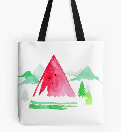 The Sweet Outdoors  Tote Bag