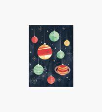 Joy to the Universe Art Board Print