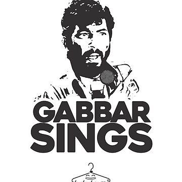 Gabbar Sings by funkyhanger