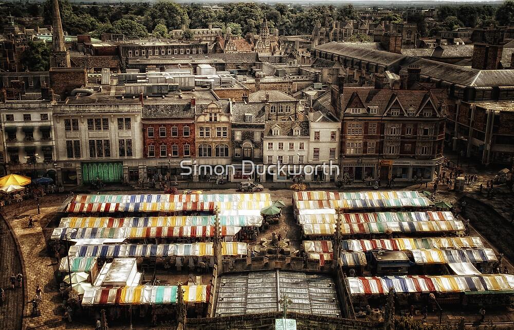 Market Time by Simon Duckworth