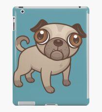 Pug Puppy Cartoon iPad Case/Skin