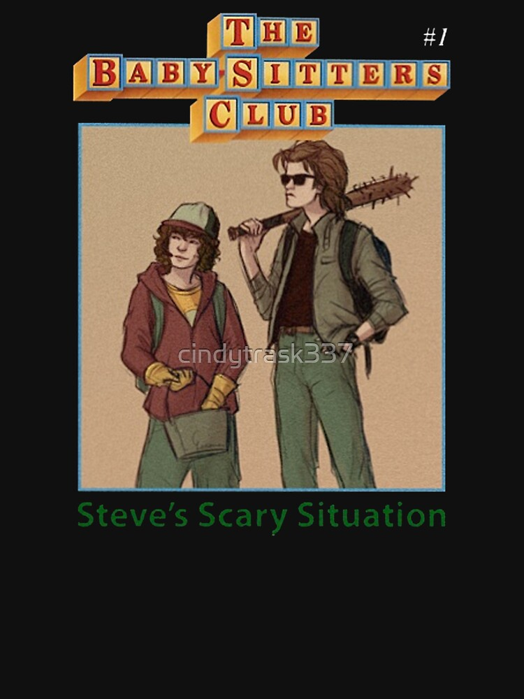 The Babysitters Club - Steve's Scary Situation by cindytrask337