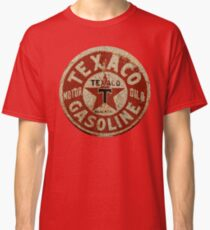 Texaco Oil And Gas USA Classic T-Shirt