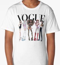 VOGUE - SPICE GIRLS Long T-Shirt