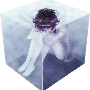 Cube of Sadness by AlexFilipe