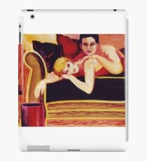 Couch Loafing iPad Case/Skin
