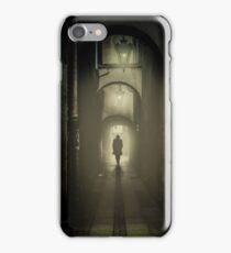 Passage at night iPhone Case/Skin