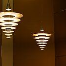 Futuristic Lighting by Pamela Hubbard