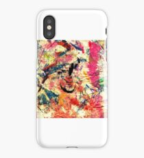 Funky Colours iPhone Case