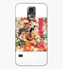 Funky Colours Case/Skin for Samsung Galaxy