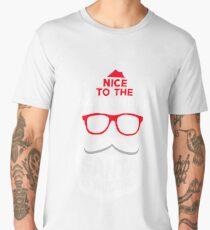 Bartender christmas funny shirt Men's Premium T-Shirt