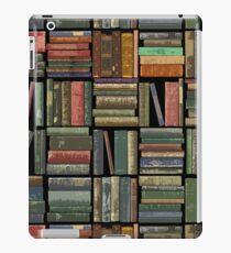 Book Blocks Pattern iPad Case/Skin