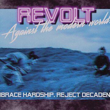Revolt by AlexFilipe