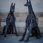 Dobermans of Budapest by Yukondick