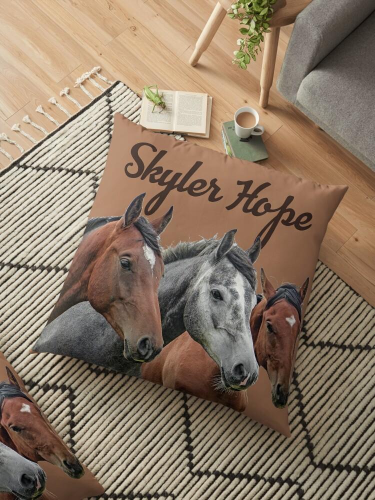 Skyler Hope Horses by monarchgraphics