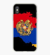 Armenia Map iPhone Case