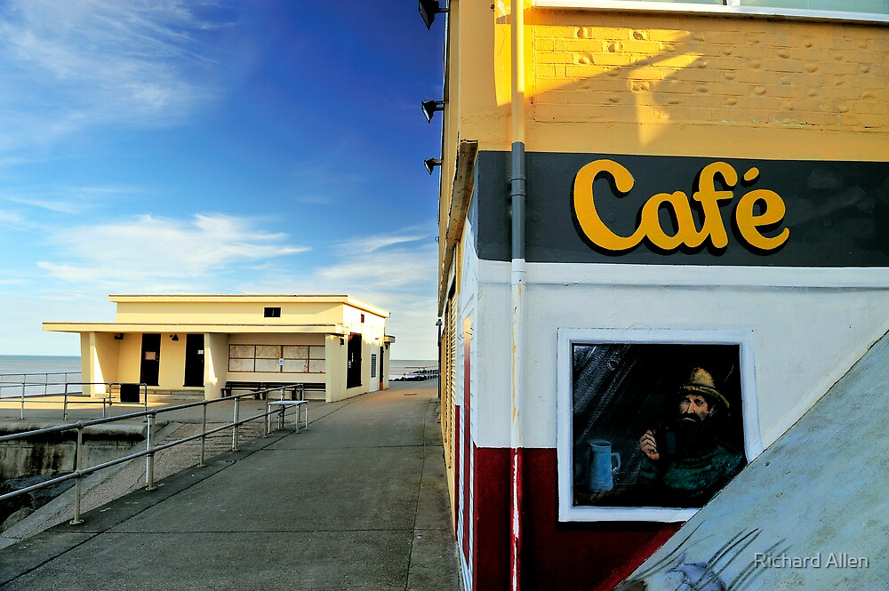 Sheringham Cafe by Lea Valley Photographic