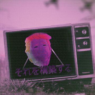 Trump Tv by AlexFilipe