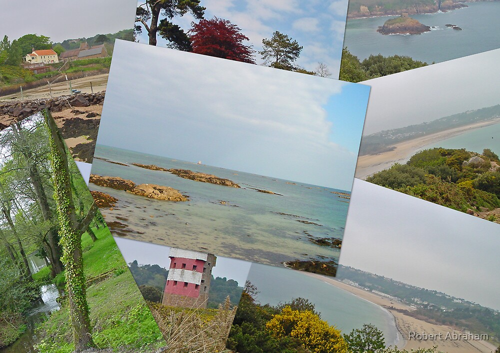 Jersey Scenes by Robert Abraham