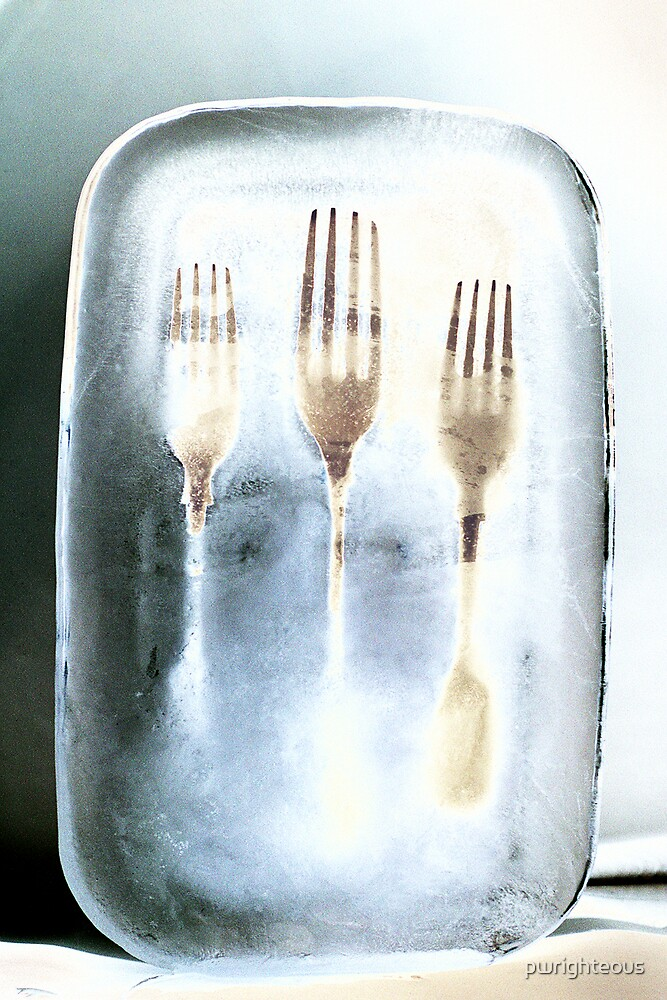 Frozen Forks by pwrighteous