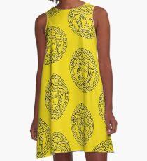 MEDUSA HEAD / LUXURY  A-Line Dress