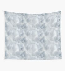 Fluffy Cotton Feel Cloud - Repeat Pattern Wall Tapestry