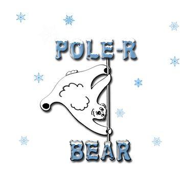 North Pole-r Bear by GreenTeacup