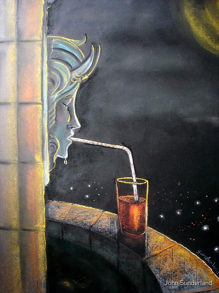 well drinks by John Sunderland
