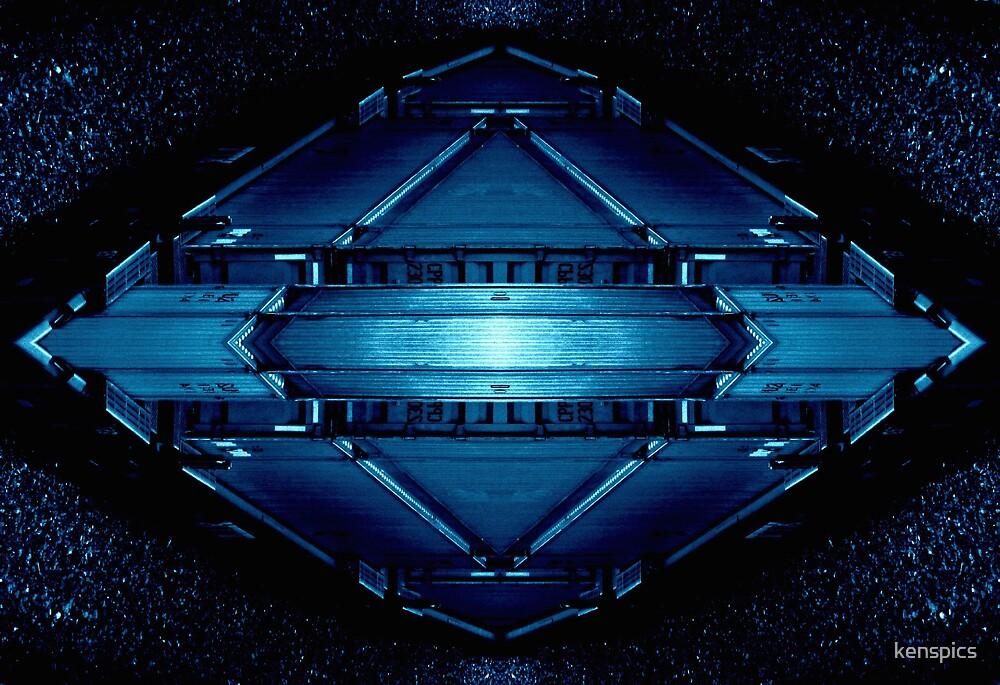 UFO by kenspics