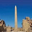 Obelisk by shanmclean